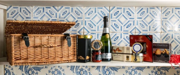 Festive Favourites Christmas Hamper by Ibérica