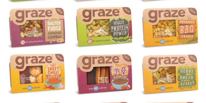 healthy snack Graze.com