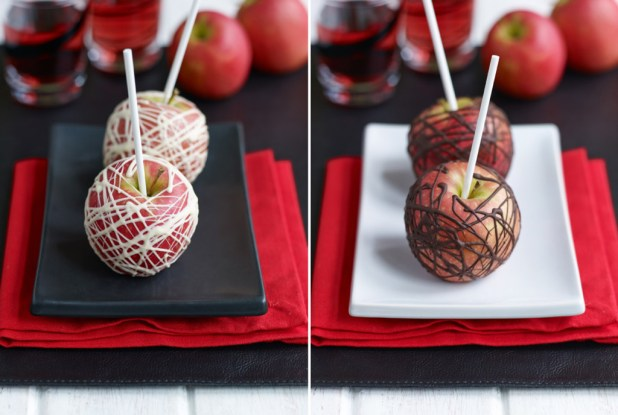 Lifeandsoullifestyle.com - Halloween Recipes Pink Lady Apple
