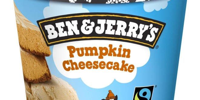 Lifeandsoullifesyle.com -PumpkinCheesecake -Ben and Jerry's