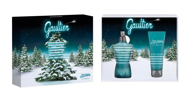 www.Lifeandsoullifestyle.com – Christmas Gift Guide - Jean Paul Gaultier Le Male
