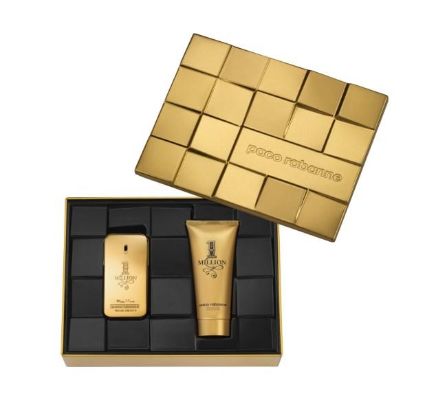 www.Lifeandsoullifestyle.com – Christmas Gift Guide - Paco Rabbane 1 Million Gift Set