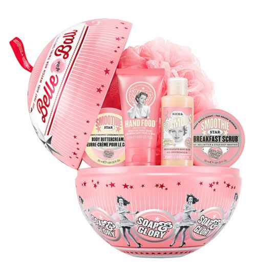 www.Lifeandsoullifestyle.com – The Ultimate Christmas Beauty Gift Guide - Soap & Glory Belle of the Ball