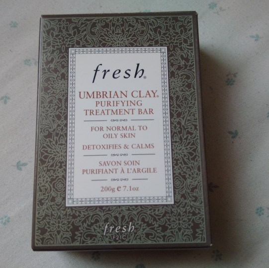 Lifeandsoullifestyle.com - Fresh Umbrian Clay Treatment Bar