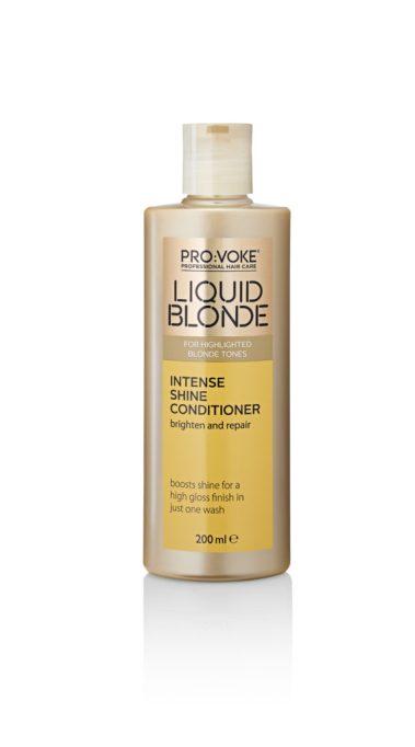 Lifeandsoullifestyle.com - Liquid Blonde Intense Shine Conditioner 200ml