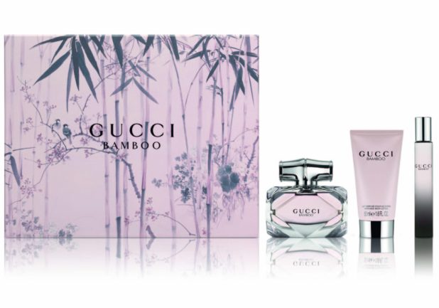 Gucci Bamboo Gift Set £68 - The Perfume Shop