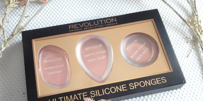 www.lifeandsoullifestyle.com – Makeup Revolution silicone sponges review