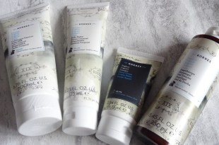 www.lifeandsoullifestyle.com – Korres Greek Yoghurt Bodycare Collection Review