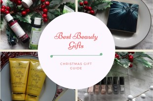 www.lifeandsoullifestyle.com – Christmas Beauty Picks