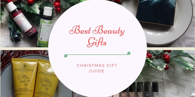 www.lifeandsoullifestyle.com – Christmas Beauty Picks