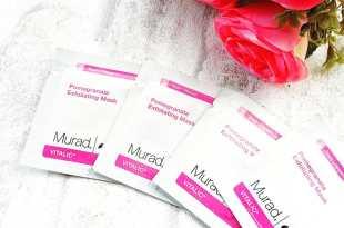 www.lifeandsoullifestyle.com – Murad skincare review