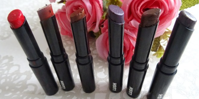 www.lifeandsoullifestyle.com – How to get creative with new #LushMakeup range