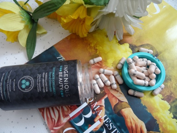 www.lifeandsoullifestyle.com - Ingenious Beauty Ultimate Collagen review