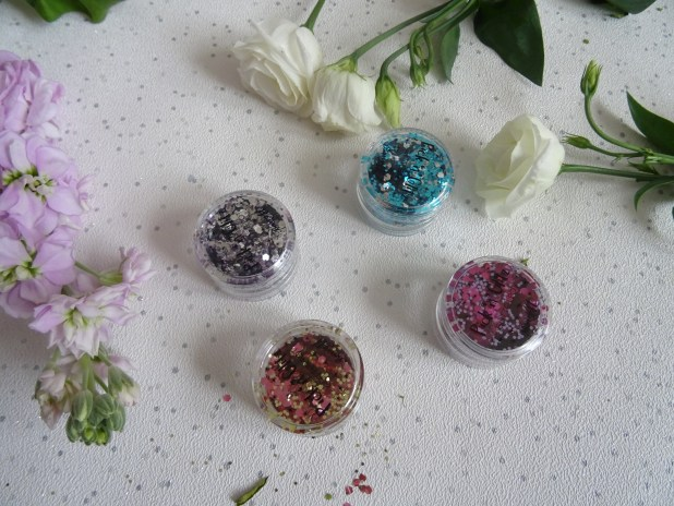 https://lifeandsoullifestyle.com - Barry M Glitter Glow Up Collection review and swatches