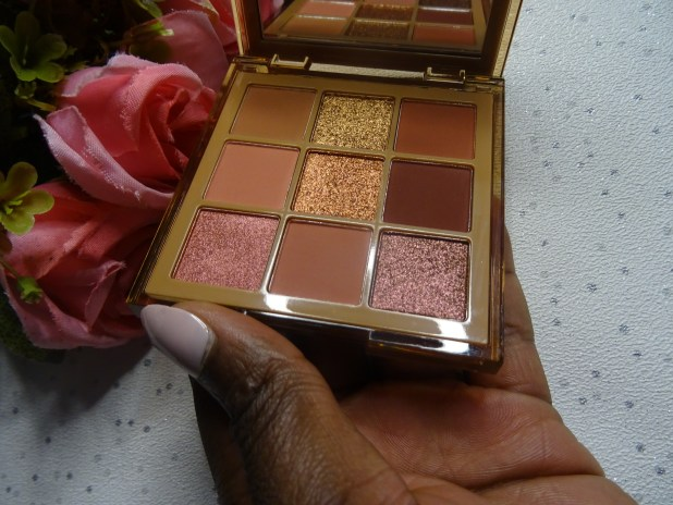 www.lifeandsoullifestyle.com – Makeup Looks with Huda Beauty Nude Palette