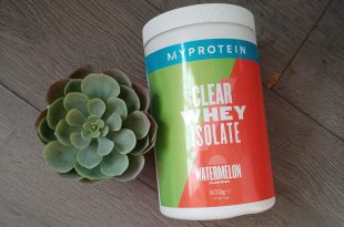 www.lifeandsoullifestyle.com - MyProtein Clear Whey Isolate