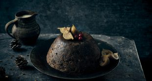 www.lifeandsoullifestyle.com – Boozy Fig & Ginger Pudding recipe