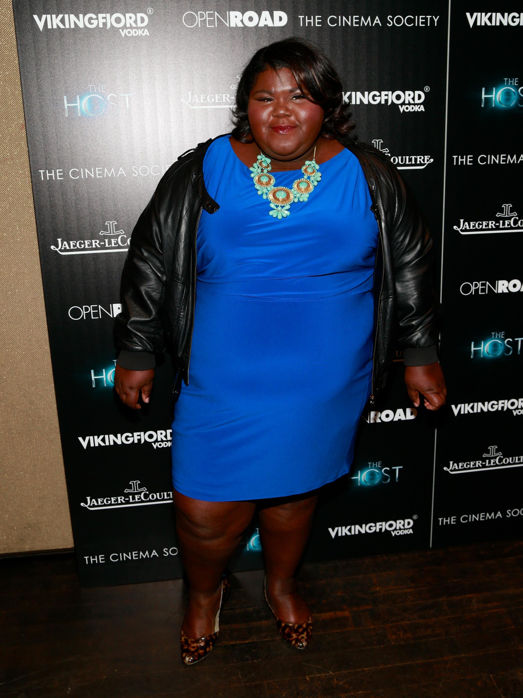 Precious Actress Weight Loss : precious, actress, weight, Gabourey, Sidibe, Drops, Weight:, Latest, Selfie!