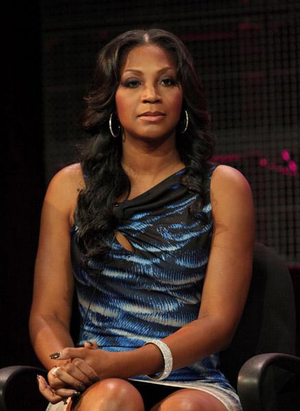 Trina Braxton Hairstyle : trina, braxton, hairstyle, Photo, Trina, Braxton, Hairstyles, Christopher, Lawson, Journal