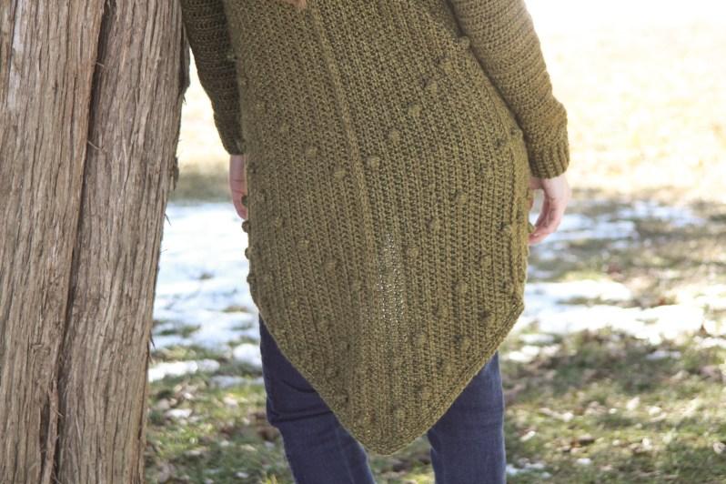 Free Crochet Cardigan