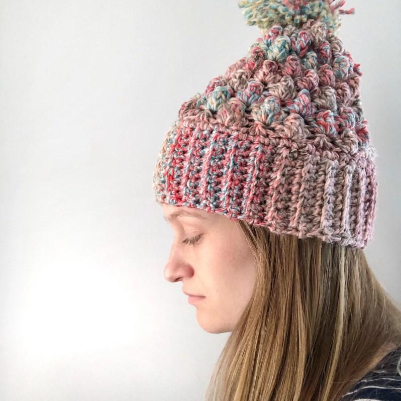 Chunky Crochet Hat Pattern