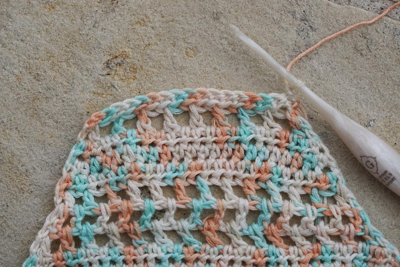 Shoreline Crochet Cover Up