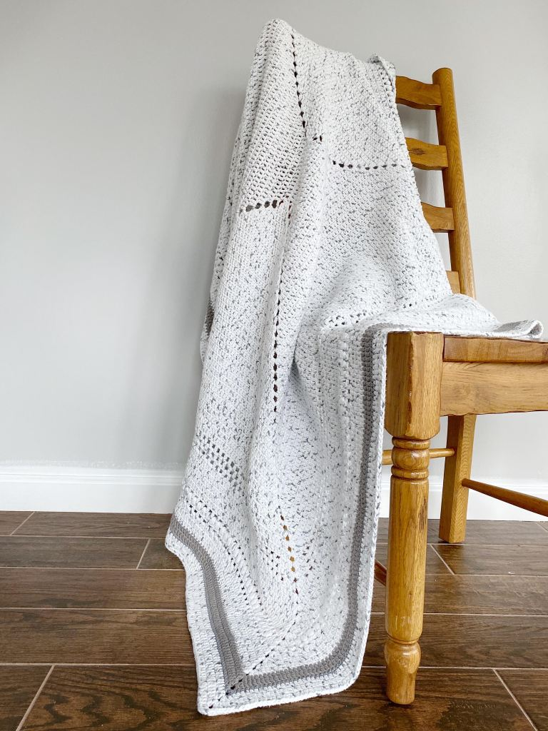 Free Crochet Throw Pattern
