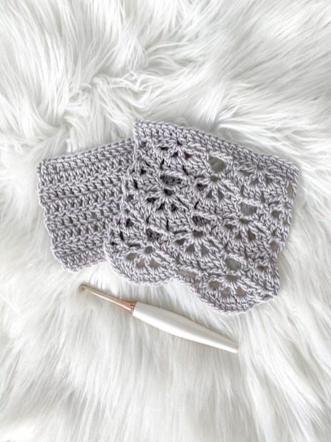 Furls Crochet-A-Long Gauge