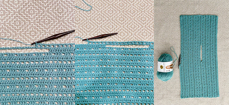 easy crochet pattern