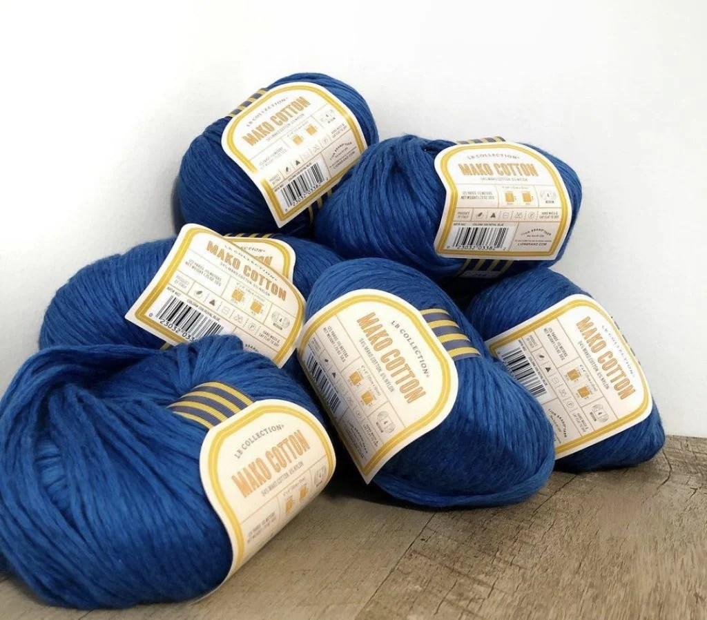 Mako Cotton Yarn Blend
