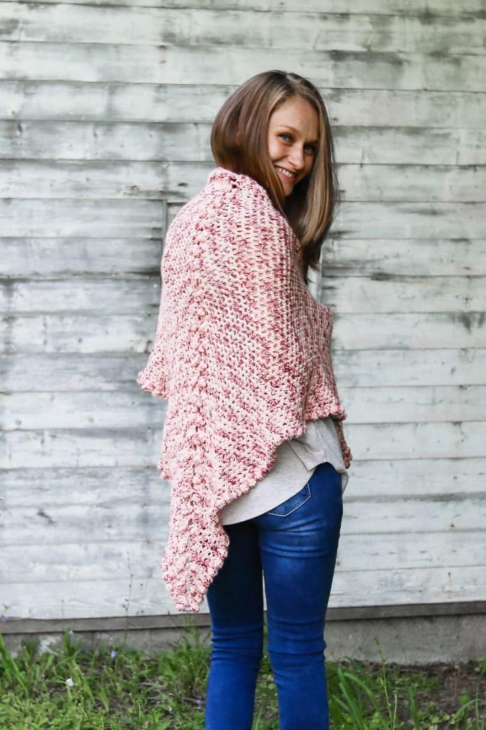 pattern for crochet shawl