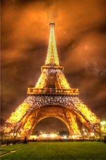 Eiffel Tower Life Aperture