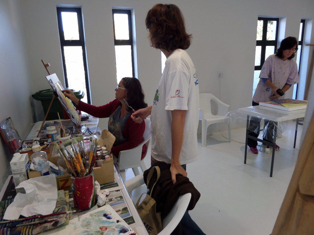 Saturday Art Class
