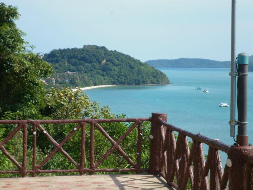 My local beach in phuket
