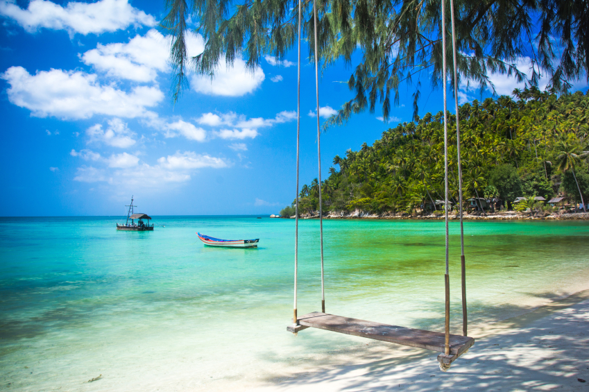 Best beaches in Koh Samui