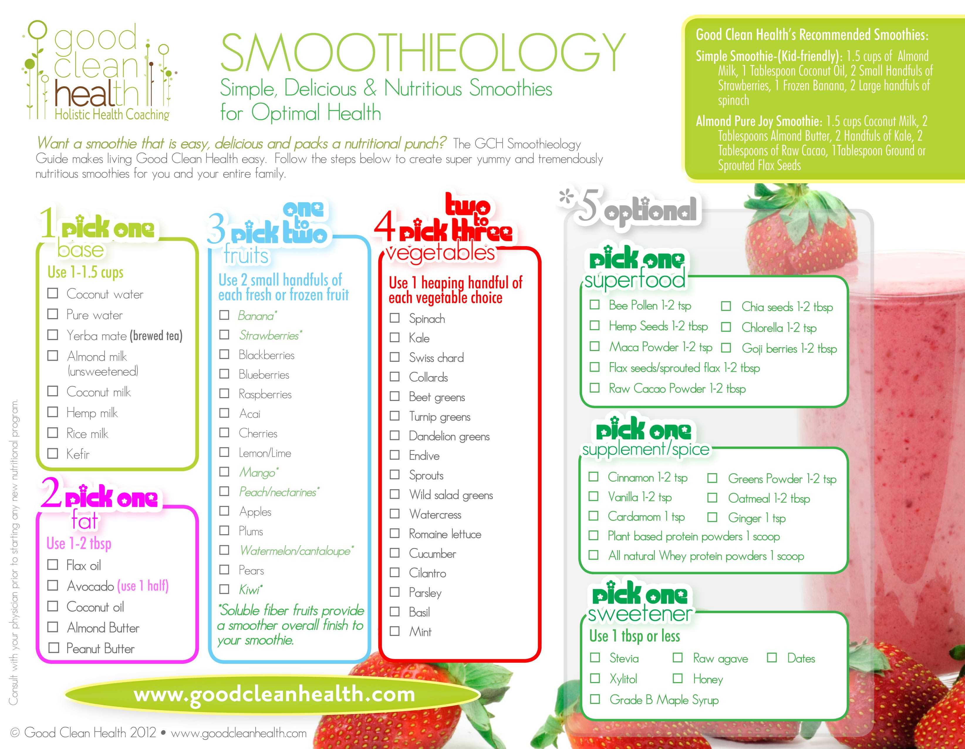 Let S Do Something New This Week Smoothie Challenge