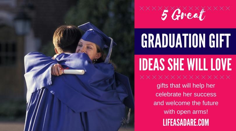6 graduation gift ideas