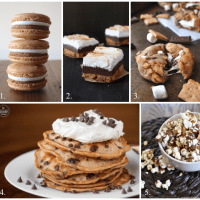 """To-Bake List"" - S'mores Edition"