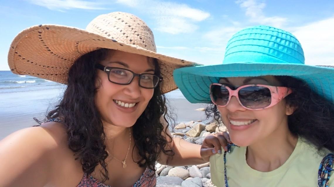 Mother/ Daughter Selfie