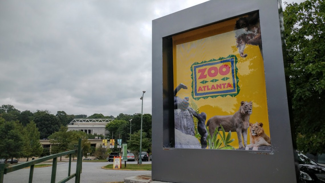 Zoo Atlanta!