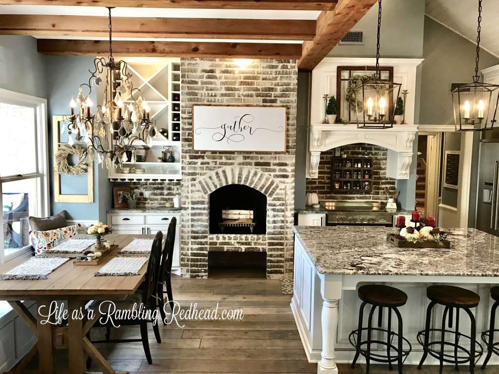 Breathtaking Before And After Pictures Of This Rustic