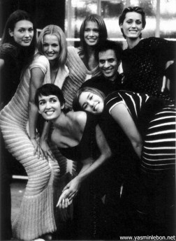 azzedine-alaia-with-supermodels-on-exshoesme-com1990s