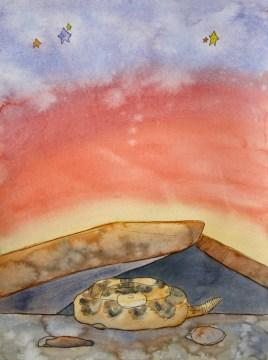 Dreamy Desert, Rattlesnake
