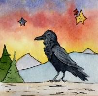 Dreamy Desert, Raven