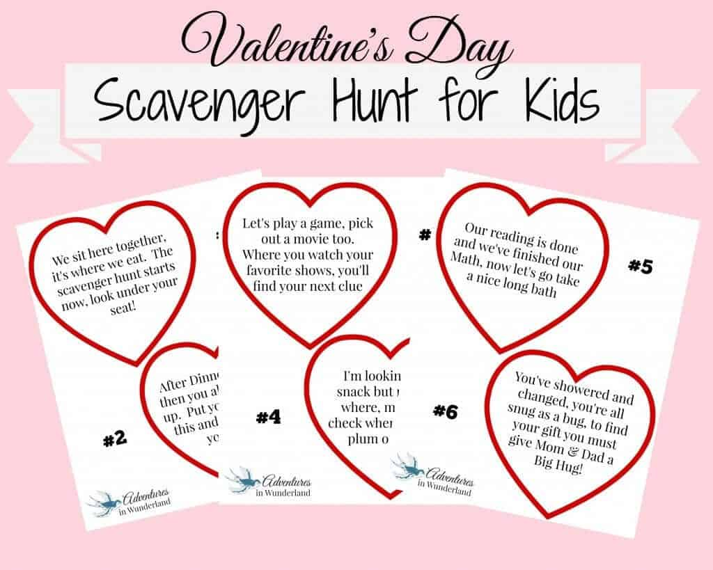 7 Fun Family Valentine S Day Activities