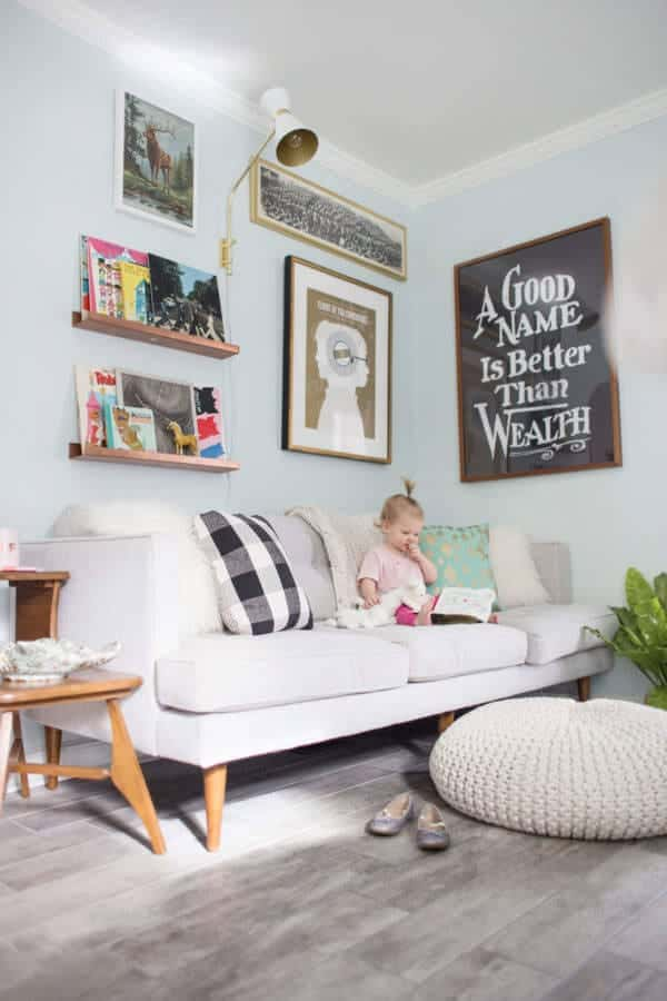 8 Inspiring KidFriendly Living Rooms