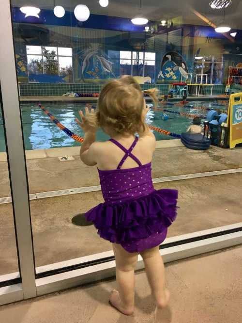 Swim Lessons at Goldfish Swim School