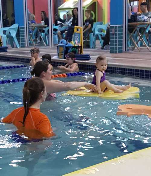 Goldfish Swim School Swim Lessons