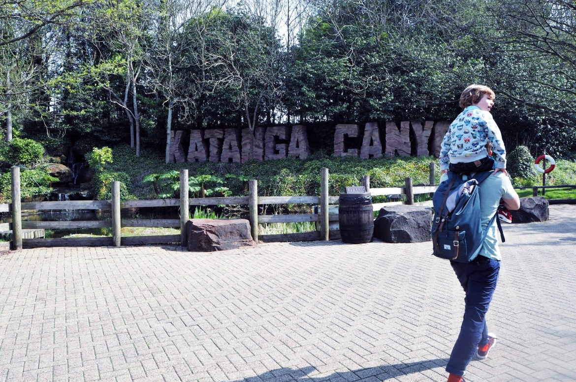 Katanga Canyon Alton Towers