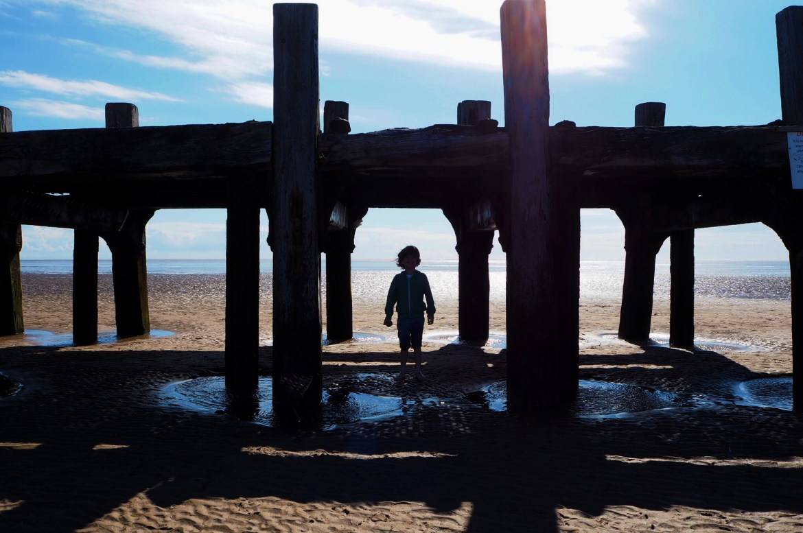 Lytham St Annes, Life as our little family